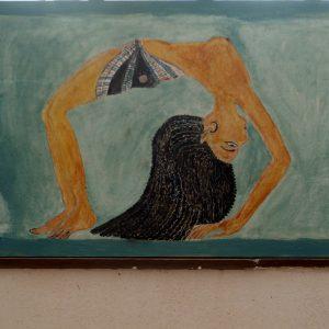 Arte Egipcio pintado en las tumbas